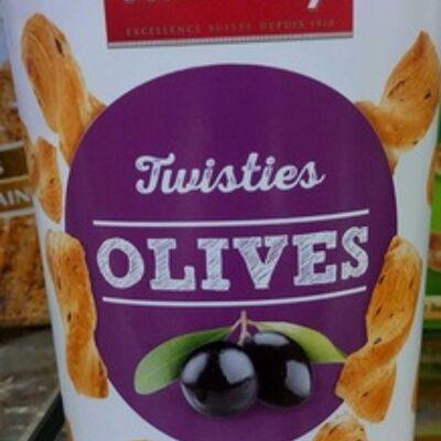 Twisties olives (Kambly)