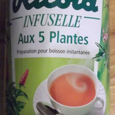 Infuselle aux 5 plantes (Ricola)
