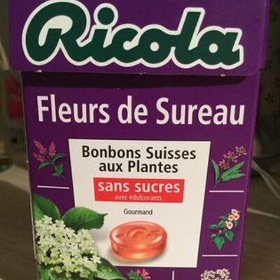 Ricola fleurs de sureau (Ricola)