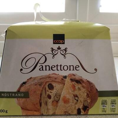 Panettone (Coop)