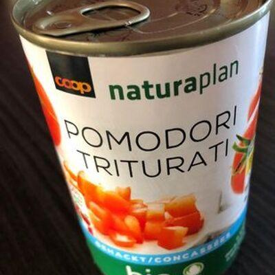 Pomodori triturati (Coop naturaplan)
