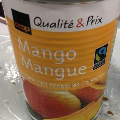 Tranches de mangues (Coop)