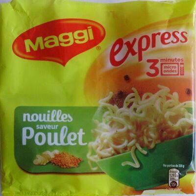 Nouilles saveur poulet (Maggi)