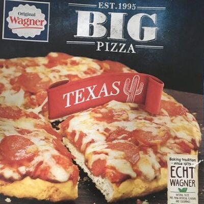 Big pizza, texas (Wagner)