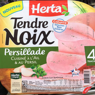Tendre noix persillade (Herta)