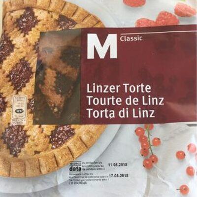 M classic linzer torte (Migros)