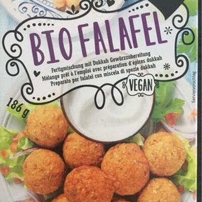 Bio falafel (Naturaplan)