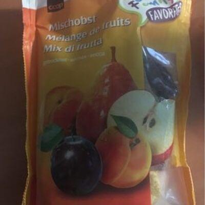 Melange de fruits (Coop)