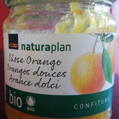 Confiture oranges douces bio (Coop)
