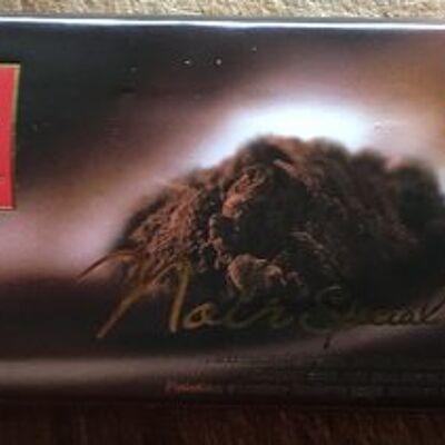 Extra dunkle schokolade 72% (Frey)