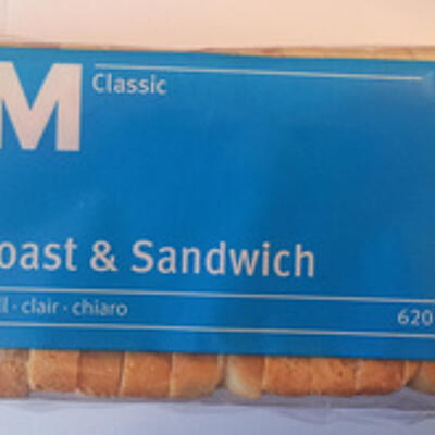 Toast & sandwich (M classic)