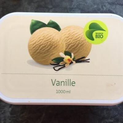 Vanille (Migros bio)
