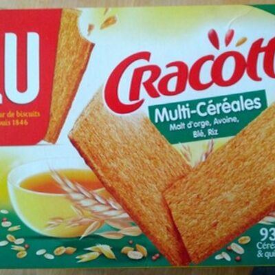 Cracottes multi-céréales (Lu)