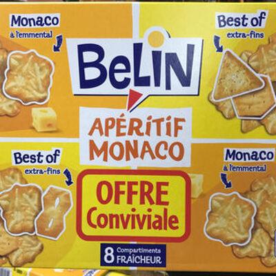 Apéritif monaco (offre conviviale) (Belin)