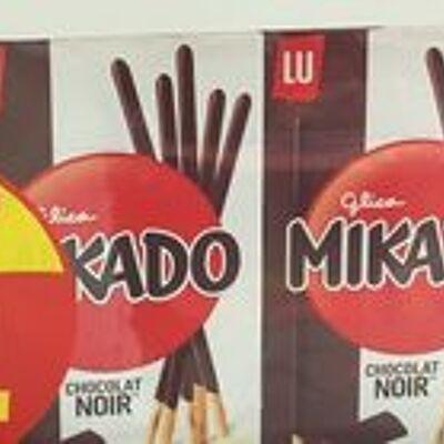 Mikado chocolat noir (Lu)