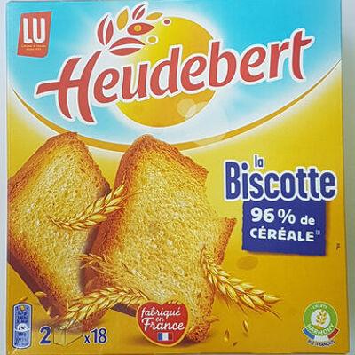 Biscotte heudebert (Heudebert)