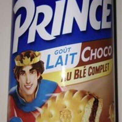 Prince goût lait choco (Lu)