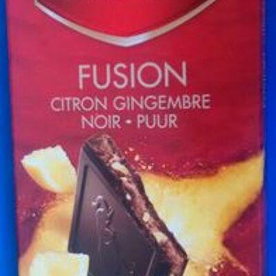 Fusion citron gingembre noir (Côte d'or)
