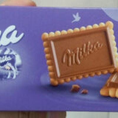Choco biscuits (Milka)