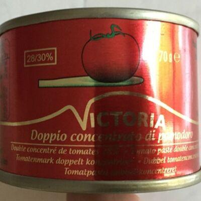 Double concentré de tomates 28% (Victoria)