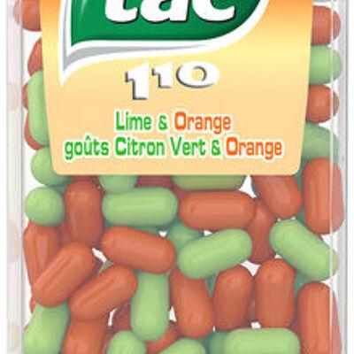 Tic tac citron vert & orange (Ferrero)