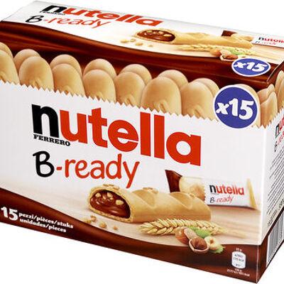 Nutella b-ready (Ferrero)