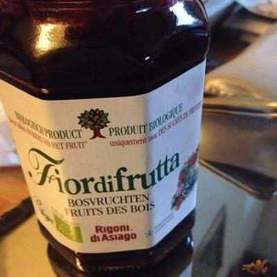 Bosvruchten fruits des bois (Rigoni di asiago)