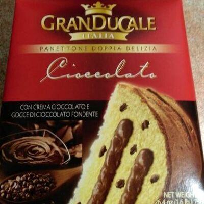 Panettone cioccolata (Grandducale)