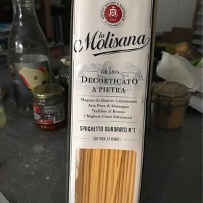 Spaghetti quadrato (La molisana)