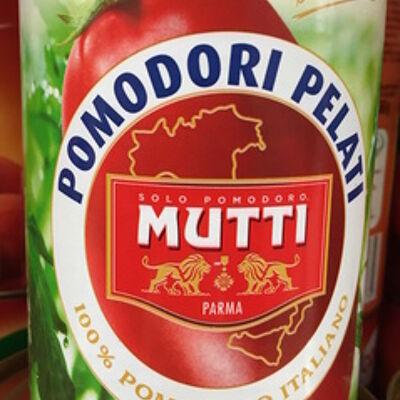 Pomodori pelati (Mutti)