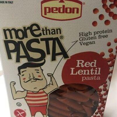 Red lentil pasta (Pedon)