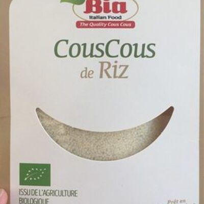 Couscous de riz (Bia italian food)