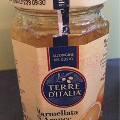 Marmelade aux oranges de sicile (Terre d'italia)