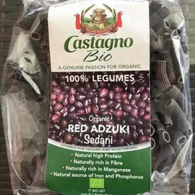 Sedanis de azukis rouges bio (Castagno)