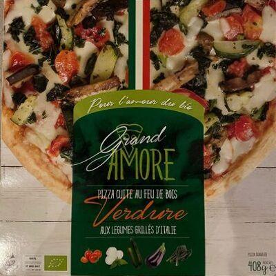 Pizza verdure (Grand amore)