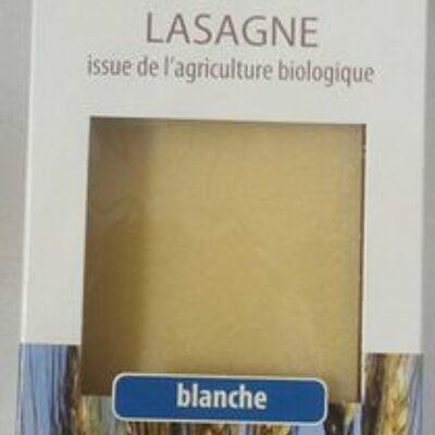 Lasagne blanche (La bio idea)