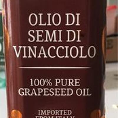 Huile de pepins de raisins (Luglio)