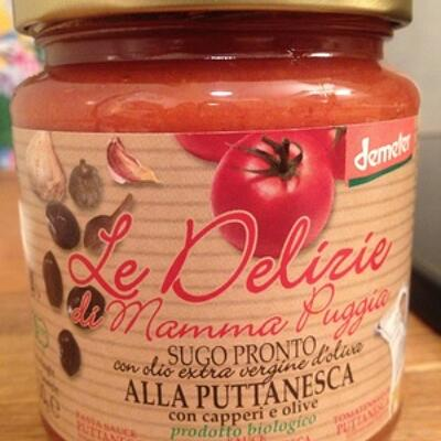 Puttanesca (Le delizie di mamma puggia)