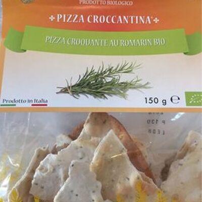 Pizza croccantina (Compagnia del grano)