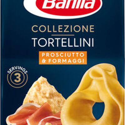 Pâtes tortellini jambon fromage (Barilla)