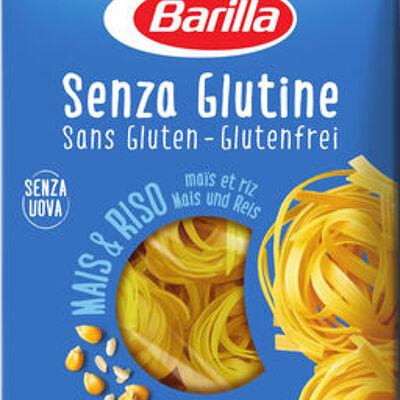 Tagliatelle sans gluten (Barilla)