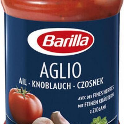 Sauce tomate à l'ail (Barilla)
