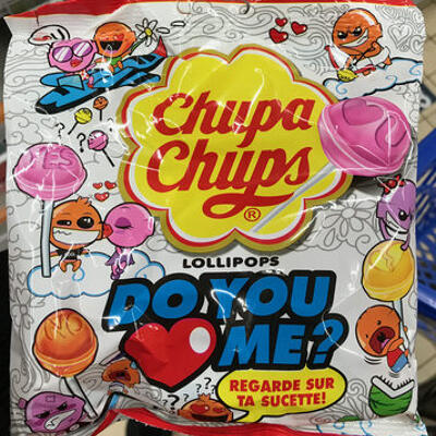 Lollipops do you me ? - chupa chups - 192 g (Chupa chups)