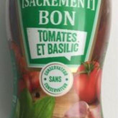 Sacrement bon tomates basilic (Heinz)