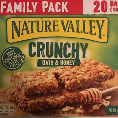 Nature valley oats and honey special value 20 pack (Nature valley)