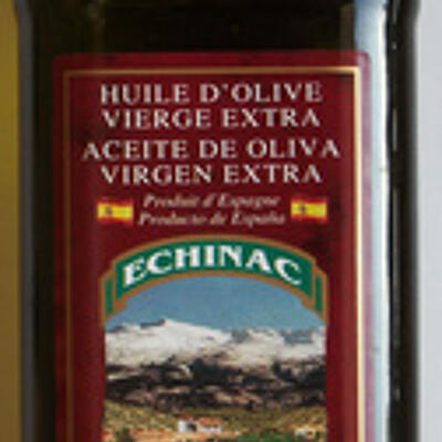 Huile d'olive vierge extra biologique (Echinac)