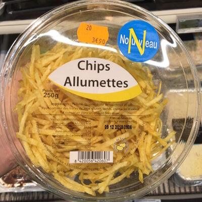 Chips allumettes (Sans marque)