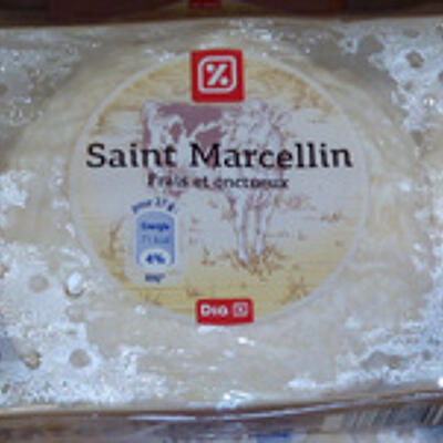 Saint marcellin igp (21,5% mg) 240 g (Dia)