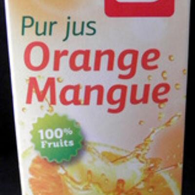 Pur jus orange mangue (Dia)