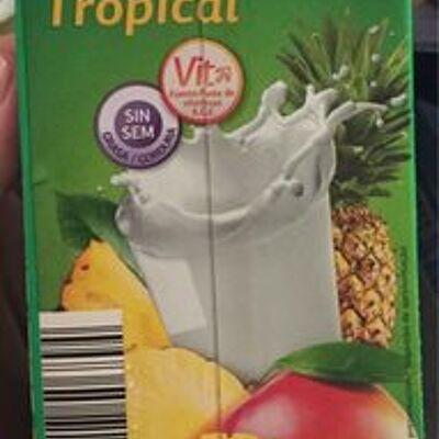 Zumo y leche tropical (Dia)